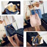 UT1519 - 1520 tas import sling bag batam wanita