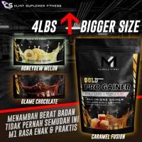 MUSCLE FIRST GOLD PRO MASS GAINER 2lbs alternatif serious mass