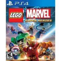 Jual  KASET PS4 LEGO MARVEL SUPER HERO REG ALL BNIB MURAH Murah