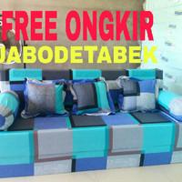 SOFABED INOAC NO 2 FREE ONGKIR JABODETABEK