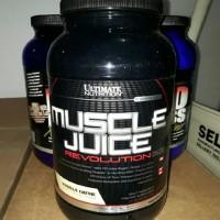 Ultimate Nutrition Muscle Juice Revolution 2600 5 Lbs UN MJ Revo 5Lbs