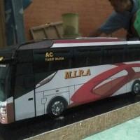 miniatur bus mira