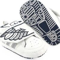 Sepatu Prewalker PW Anak Bayi Cowok Laki Keds Adidas Wings Putih White
