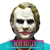 Topeng joker mask batman superman suicide squad bahan latex full head