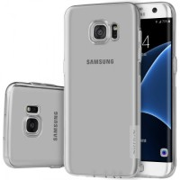 Nillkin Nature TPU Case for Samsung Galaxy S7 Edge - Transparan