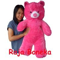 Boneka Beruang Teddy Bear Jumbo 90cm Fanta