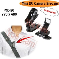 Spycam Murah Hidden Camera Pengintai Mini DV MD80