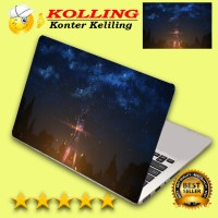 Garskin Laptop Sword Art Online 7 Skin Laptop Stiker Laptop