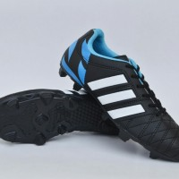 sepatu sepak bola pria adidas soccer 11 pro black premium
