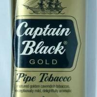 Tembakau Import Captain Black Pipe Tobacco (Gold)