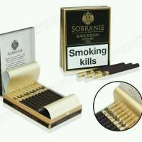 Rokok Import SOBRANIE Black Russian