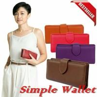 dompet wallet palm wallet simple dompet wanita branded terbaru