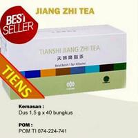 Tiens SPECIAL DISKON TIENS TEH PELANGSING HERBAL JIANG ZHI TEA / TEH P