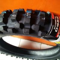 Ban belakang cross Dunlop enduro D952 lebar 110/100/18