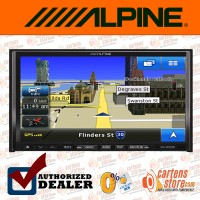 Alpine INA-W900E Ainet/GPS 7 Inch Double Din By Cartens-Store.Com