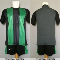 Best Seller Setelan Futsal / Sepakbola Nike N14 (Baju Kaos Celana) T