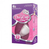 Diva Cup Size 1 Menstrual Cup