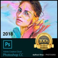 Adobe Photoshop CC 2018 64 Bit Full Version