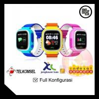 Jam tangan GPS untuk anak GPS Tracker for Kids M40 Smartwatch Anak