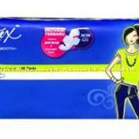 Kotex Soft & Smooth Slim Wing Pembalut Wanita 16 S