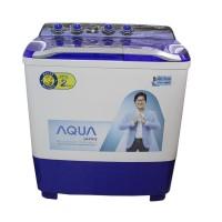 Discount Promo Aqua Qw1080Xt Hijab Series Mesin Cuci 2 Tabung 10 Kg
