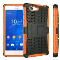 New case cover casing HP RUGGED ARMOR Sony Xperia Z3 Compact Z3 Mini
