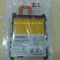 New Batre Batere HP Sony Xperia Z1 Original 100 ASLI