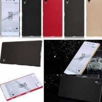 New case cover casing HP Hard Nillkin frosted Shield Sony Xperia XA
