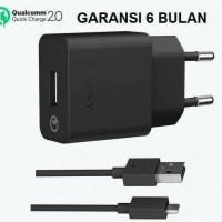 New adapter charger HP ORIGINAL SONY Z2 Z3 Z4 Z5 FAST CHARGING SONY O