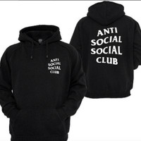 SWEATER WANITA MURAH jaket anti social social club / jaket sweater
