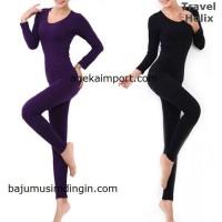 Yang Terbaru Longjohn Wanita / Baju Thermal
