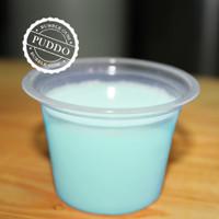 Puddo Bubuk Silky Pudding Bubblegum 500 Gr