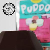 Puddo Bubuk Silky Pudding Coklat 500 Gr