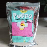 Puddo Bubuk Silky Pudding Mangga 500 Gr