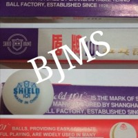 Bola Tenis Meja Shield Isi 6pcs Premium Quality