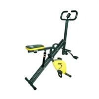 TL 8218 Sepeda fitness statis excider BIKE 2 + HORSE SUPER POWER RIDER