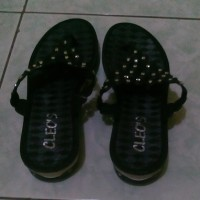 Sandal Karet Wanita CLEO'S