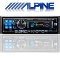 Headunit Alpine CDA - 117 E