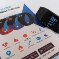 F1 Wearfit Smartwatch Smart Wristband jam tangan kesehatan