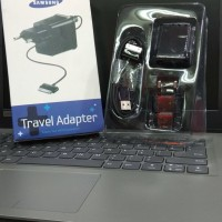 Travel Charger adaptor samsung galaxy tab 1/ 2 casan cas tablet