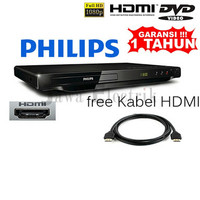 PHILIPS DVD Player DVP3690K HDMi 1080P