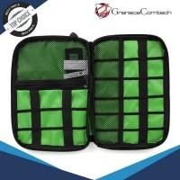 Soft Case Gadget Organizer BUBM Pouch Bag Flash Disk Powerbank Mifi