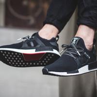 Sepatu Adidas NMD Mastermind Premium Sneakers Kets Pria Sekolah