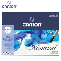 Canson Montval A4 (24x32cm) 300gsm