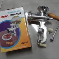 Harga alat giling daging manual meat mincer no | Pembandingharga.com