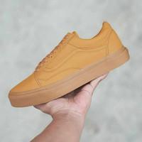 Sepatu Vans Old Skool Brown Gum ( Grade Ori ) Murah!