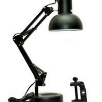 Lampu belajar arsitek / Lampu kerja arsitek / Lampu meja desk lamp