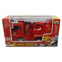 Mainan mobil - mobilan fire truck / mobil pemadam