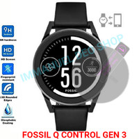 Tempered Glass Smartwatch Fossil Q Control Gen 3