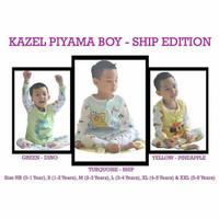 KAZEL PIYAMA BOY SHIP EDITION